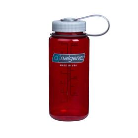 Nalgene Everyday Weithals Trinkflasche 500ml outdoor rot